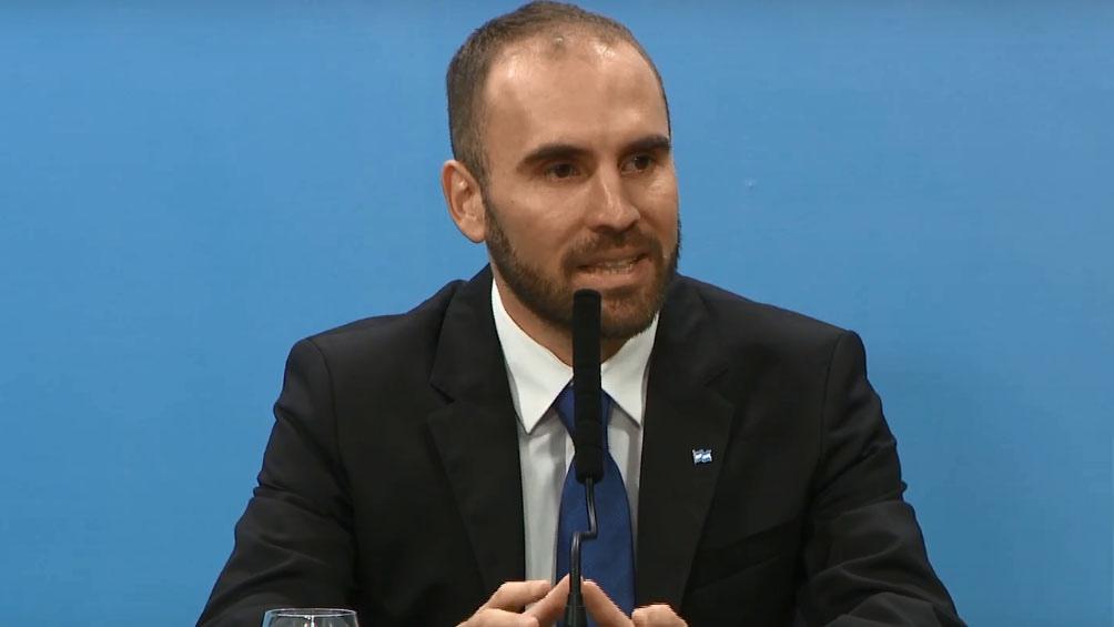 Ministro de Hacienda, Martín Guzmán